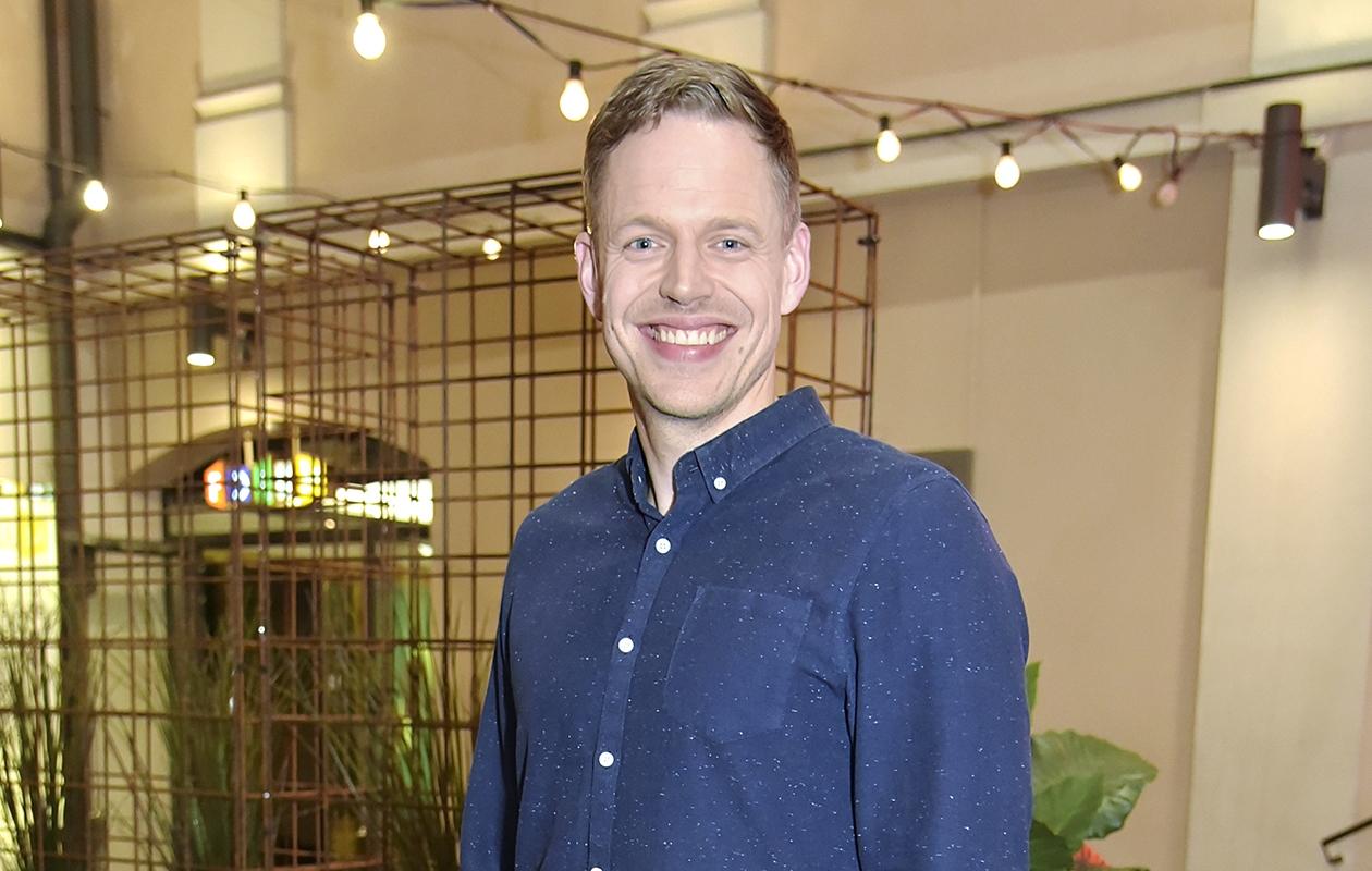 Signmark eli Marko Vuoriheimo, 42, on räppäri ja kahden lapsen isä. Hänen uusi Helsinki-singlensä ilmestyi tammikuussa.