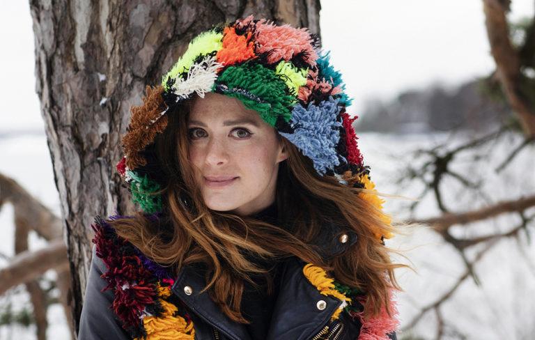 näyttelijä Krista Kosonen