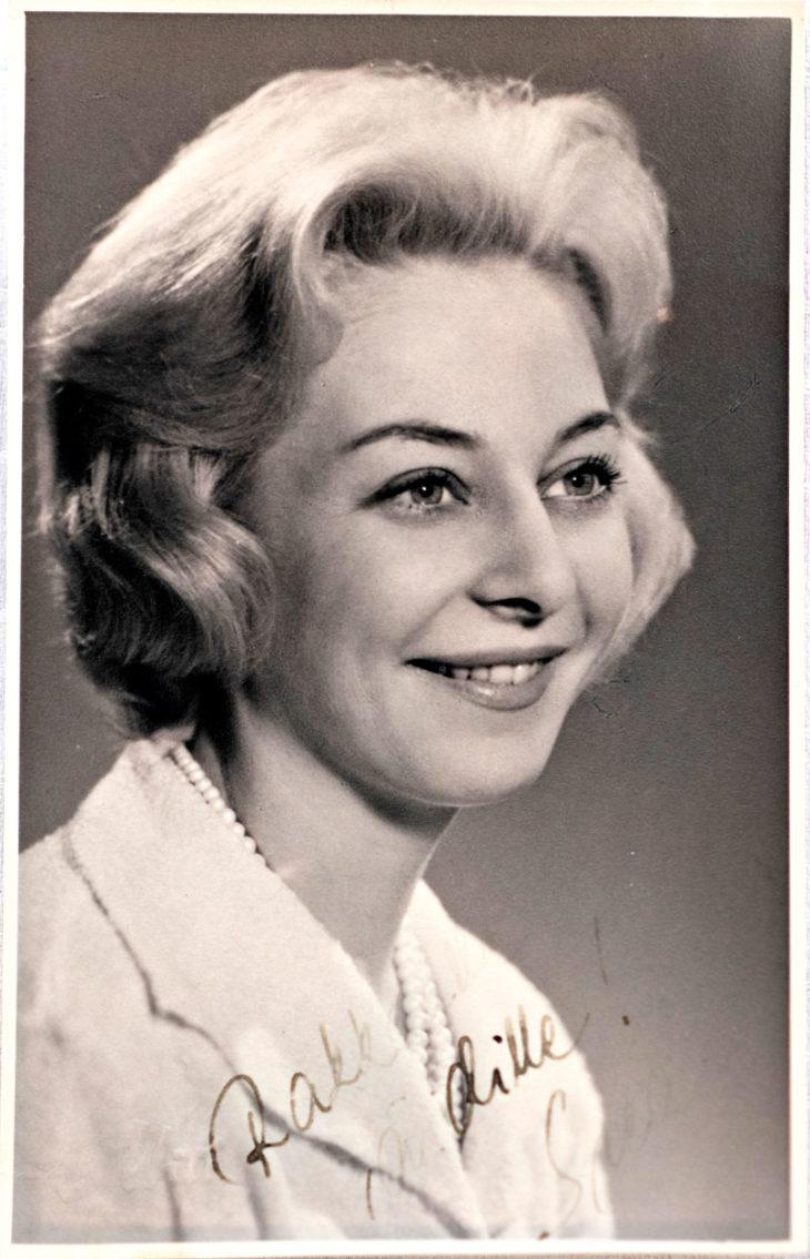 Seela Sella vuonna 1959