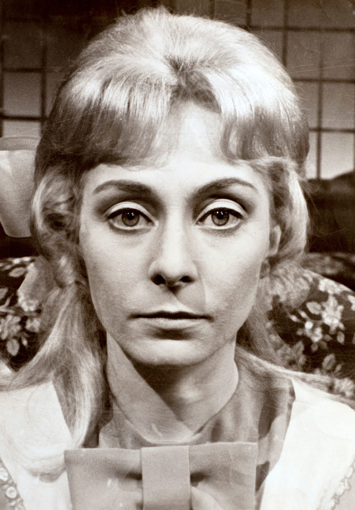 Ensimmäisen iso rooli televisioteatterissa vuonna 1965.