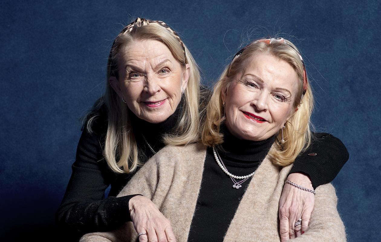 Marjatta (vas.) ja Aila ovat tukeneet toisiaan vakavissa sairauksissa.