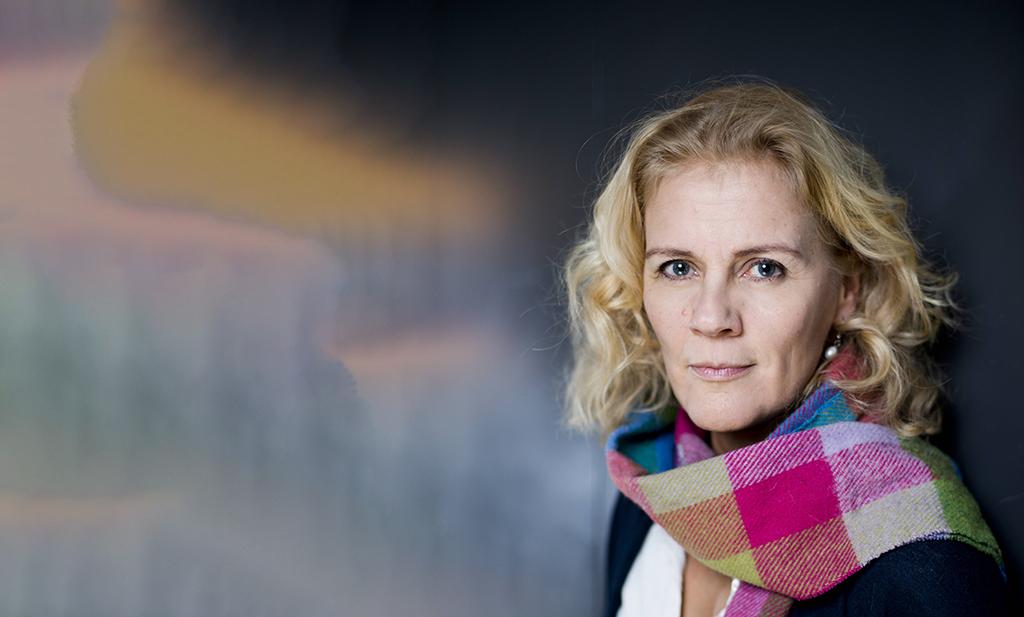 Bettina Sågbom menetti rakkaan miehensä vuosi sitten keväällä.