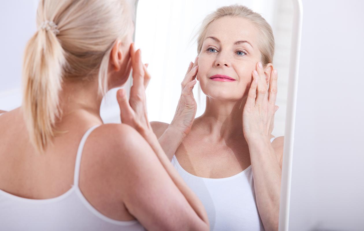 kasvojen ihonhoito