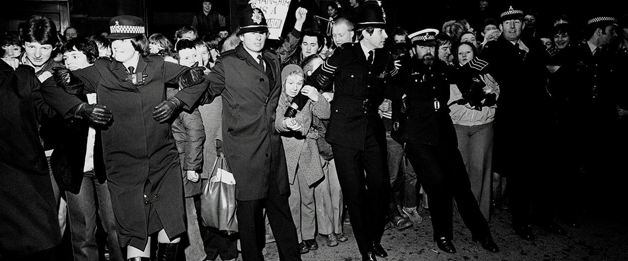 Parhaat sarjat: Arkistokuva The Ripper-sarjan tutkimuksista.