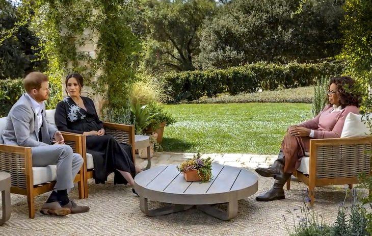 Oprah Winfreyn haastattelussa herttuapari puhui viimein suunsa puhtaaksi. Meghan kertoi tunteneensa olevansa kuin sadun prinsessa, jolta on riistetty ääni.