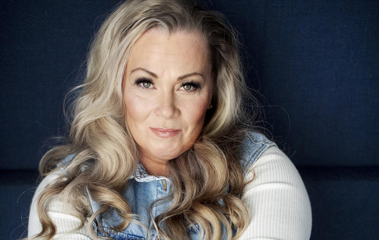 Laulaja Johanna Pakonen