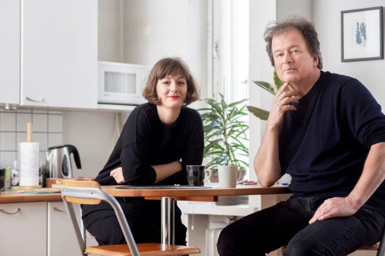 Kjell Westö Lena Frölander-Ulf