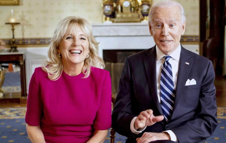 """""""Joe vetää minut pois kuorestani, ja minä saan hänet pitämään jalkansa maassa. Hän on hellä meidän molempien puolesta"""", Jill on kuvaillut heidän suhdettaan."""