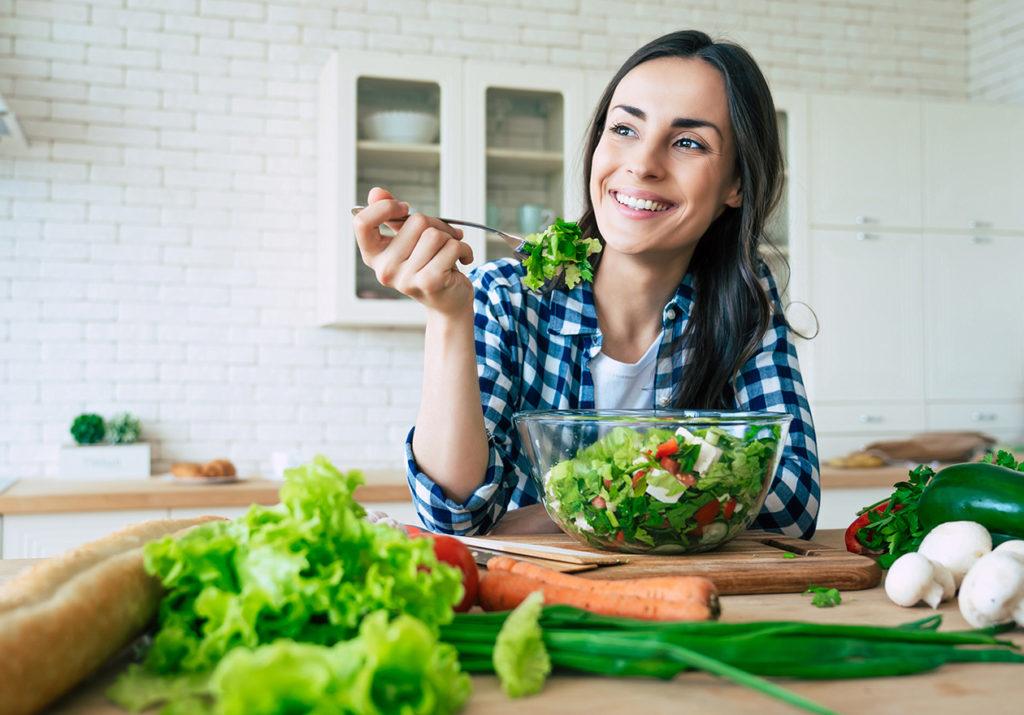 Välimeren ruokavalio on tutkitusti terveellinen.