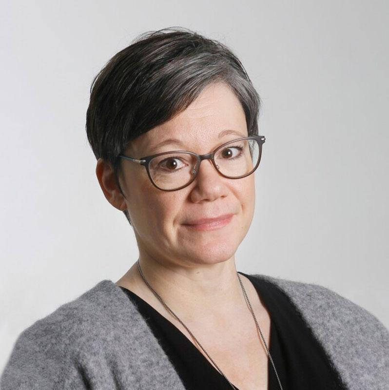 Kasvatuspsykologian professori Niina Junttila.