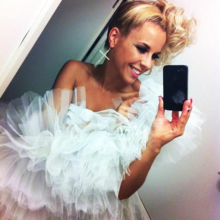 Krista edusti Suomea Euroviisuissa vuonna 2013 Marry Me -kappaleella.