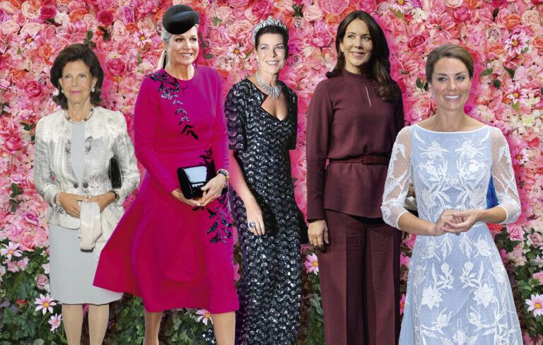 Kuninkaalliset pukeutujat