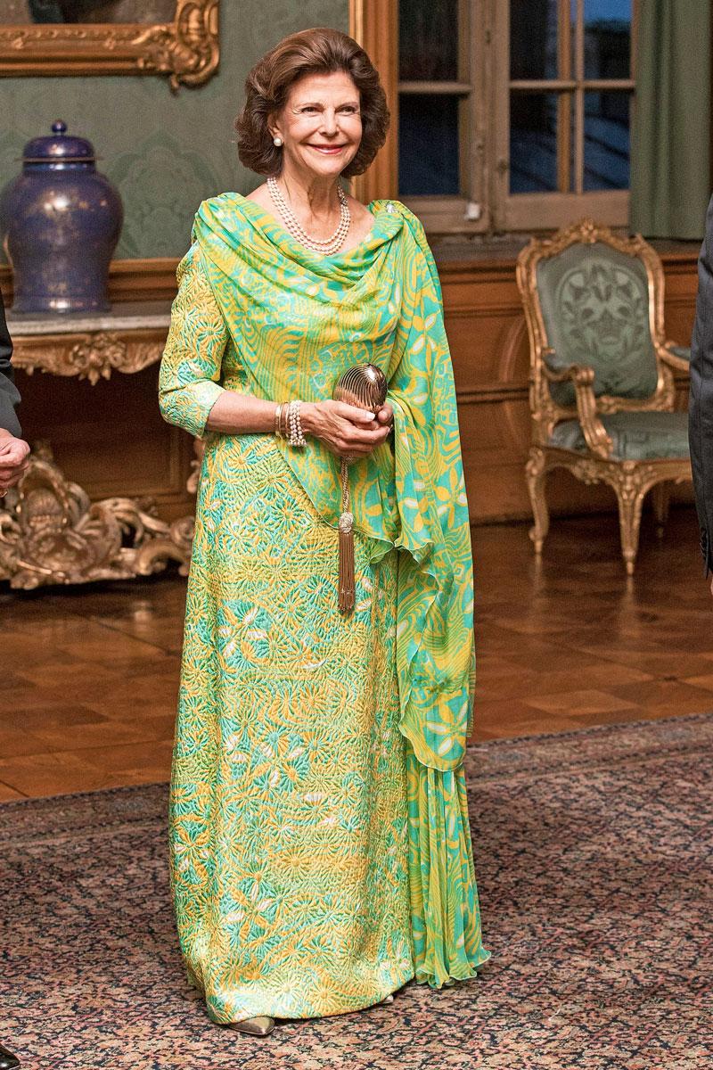 Ruotssin kuningatar Silvia