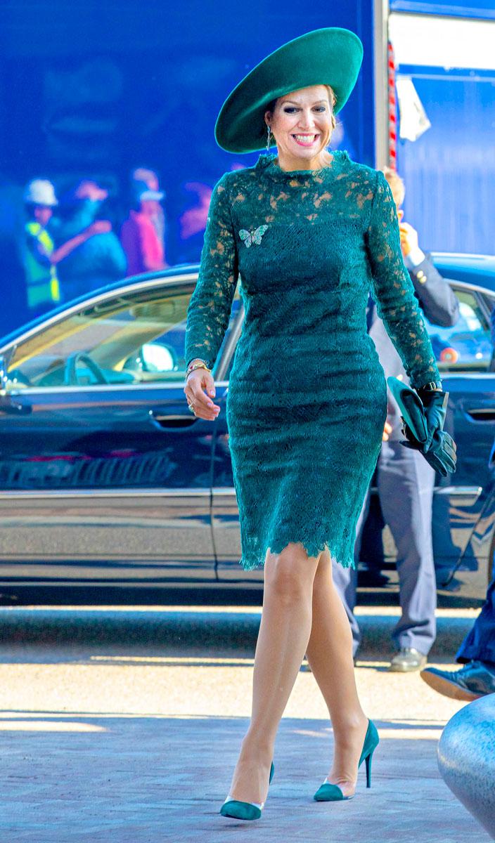 Alankomaiden kuningatar Máxima