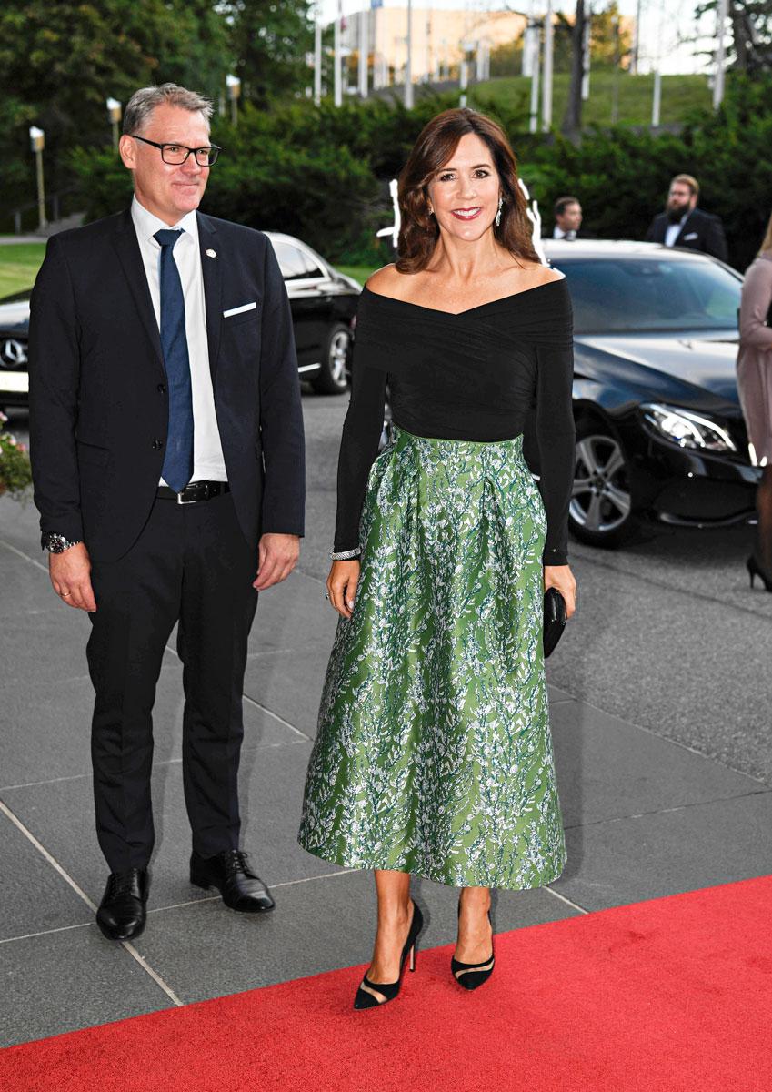 Tanskan prinsessa Mary