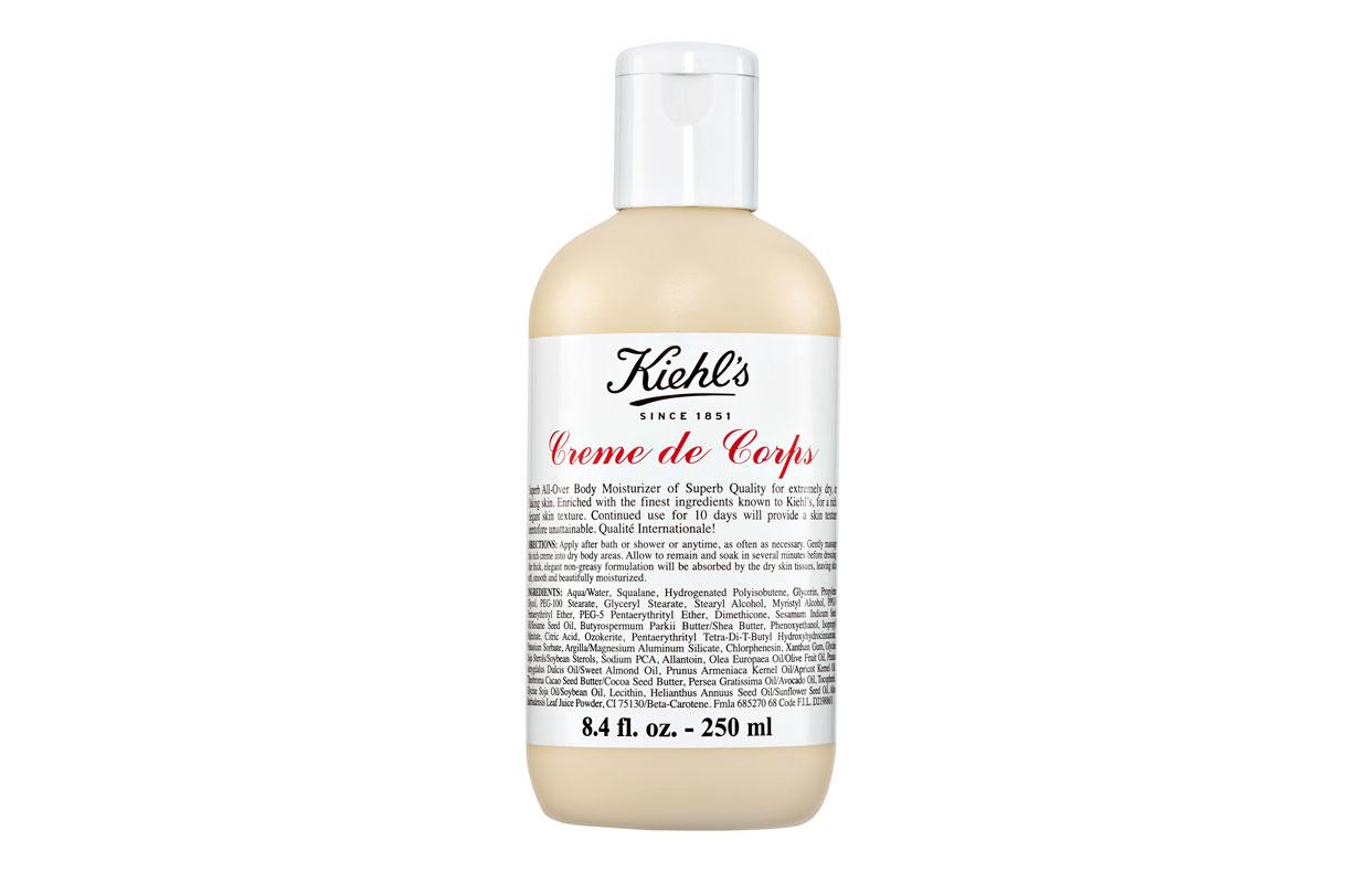 Kiehl's Crème de Corps -vartalovoide 250 ml 30 e.