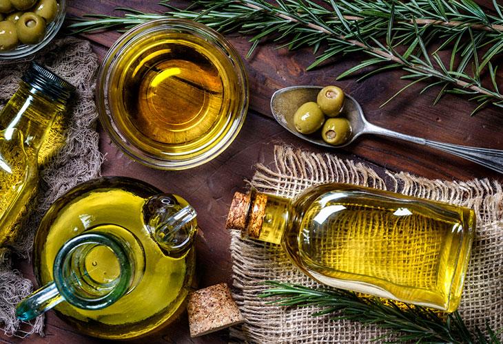 Oliivi- tai kauraöljy eivät sisällä tarpeeksi tärkeitä omega 3 -rasvahappoja.