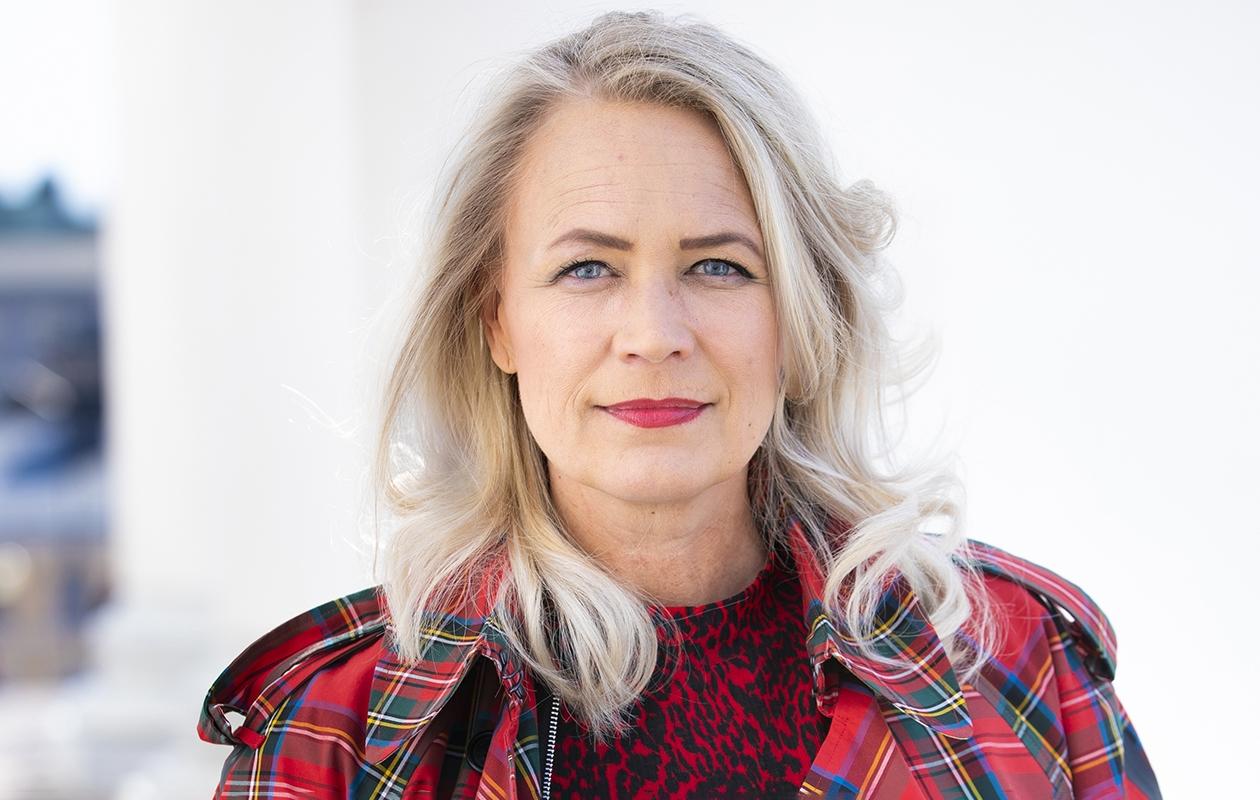Johanna Oras.