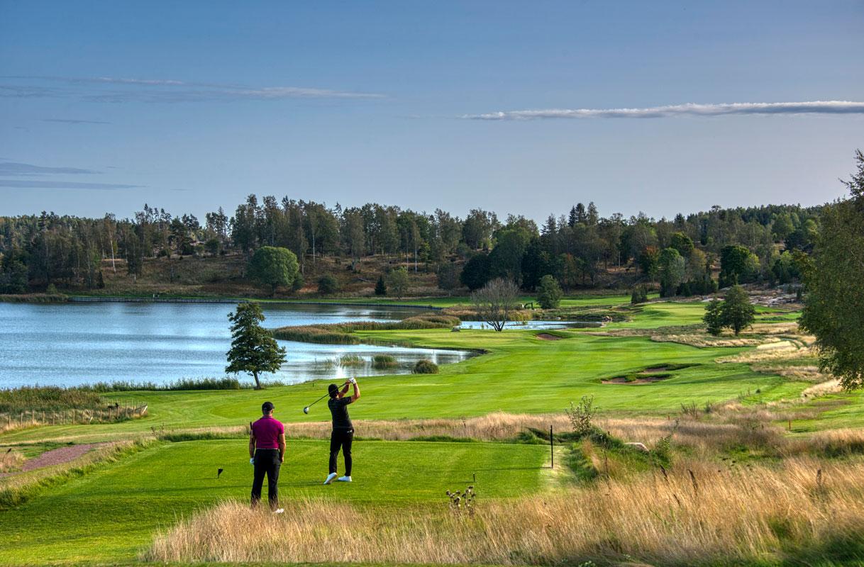 Ålands Golfklubb, Ahvenanmaa.