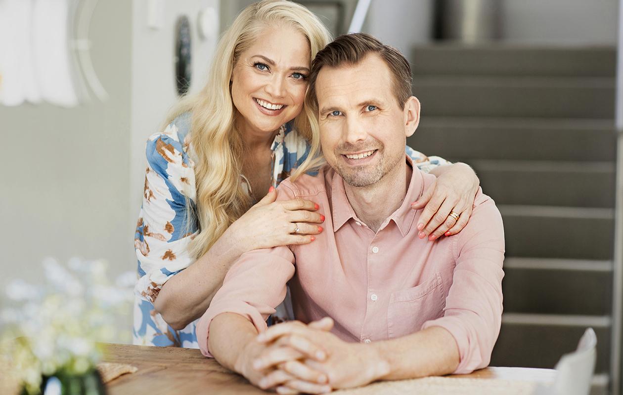 Pippa ja Markku Laukka