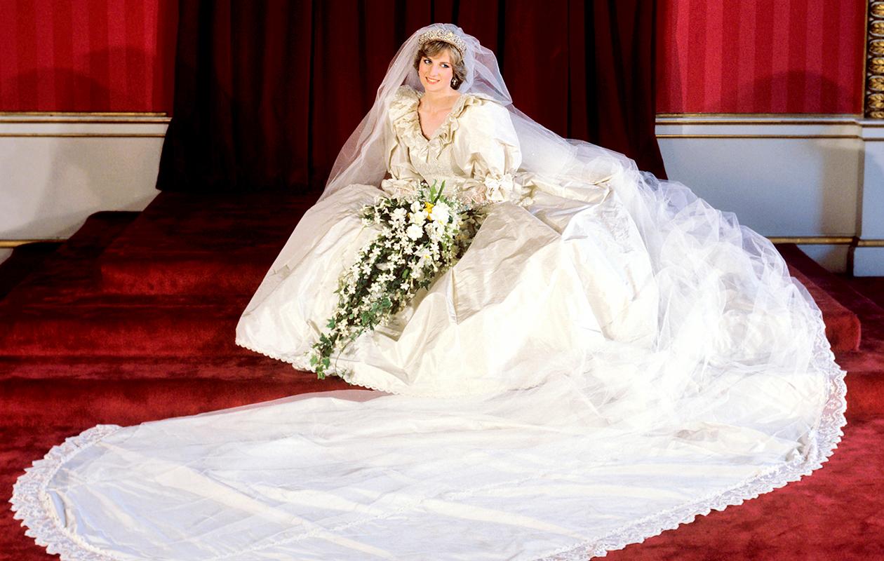 Dianan elämässä vuorottelivat jo varhain tragediat ja suuret onnen hetket.