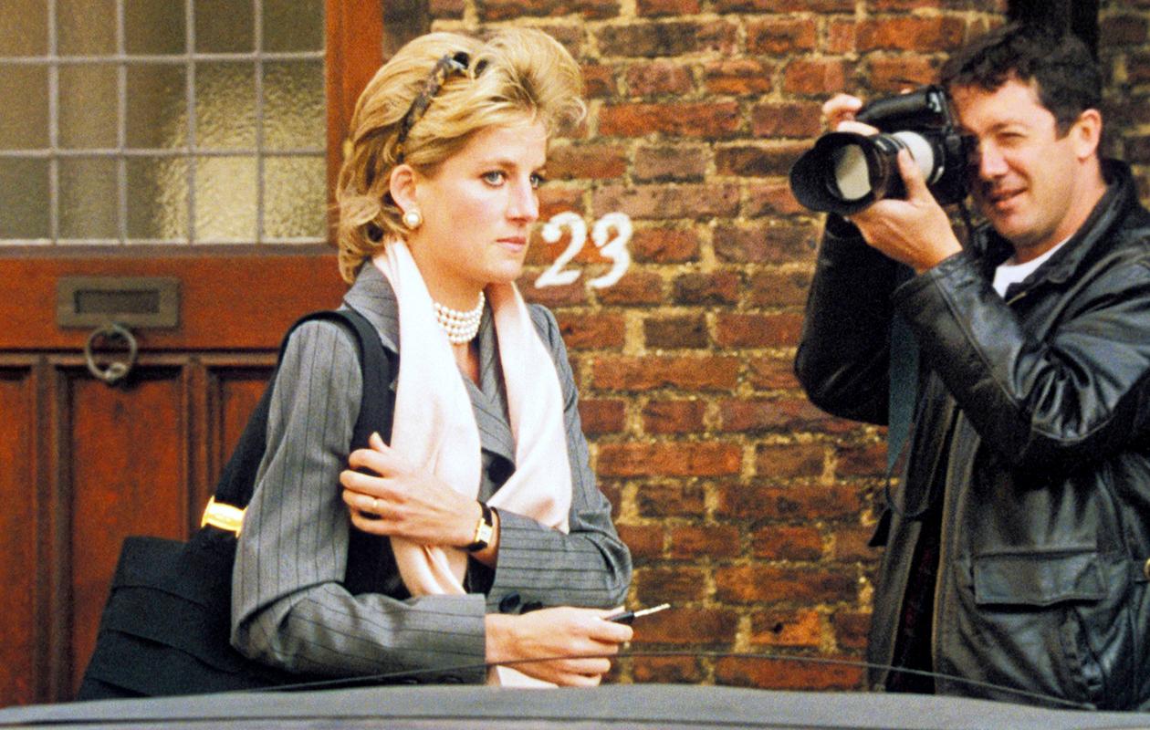Diana halusi vaikuttaa julkiseen mielipiteeseen ja murtaa ennakkoluuloja.