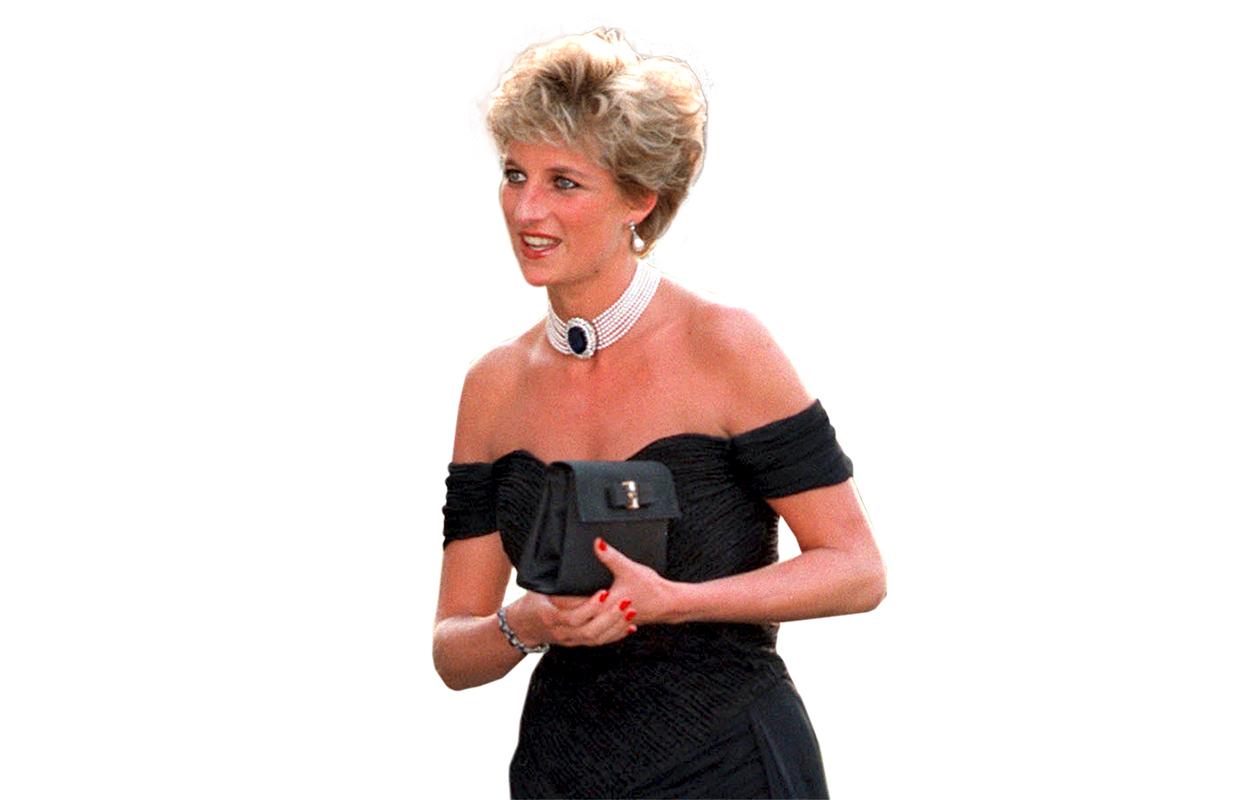 Diana esiintyi kostomekoksi kutsutussa puvussa kesällä 1994 samana iltana, kun prinssi Charles myönsi tv-haastattelussa pettäneensä vaimoaan.