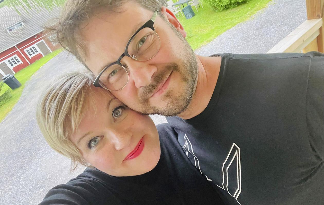 Annika Saarikko ja Erkki Papunen