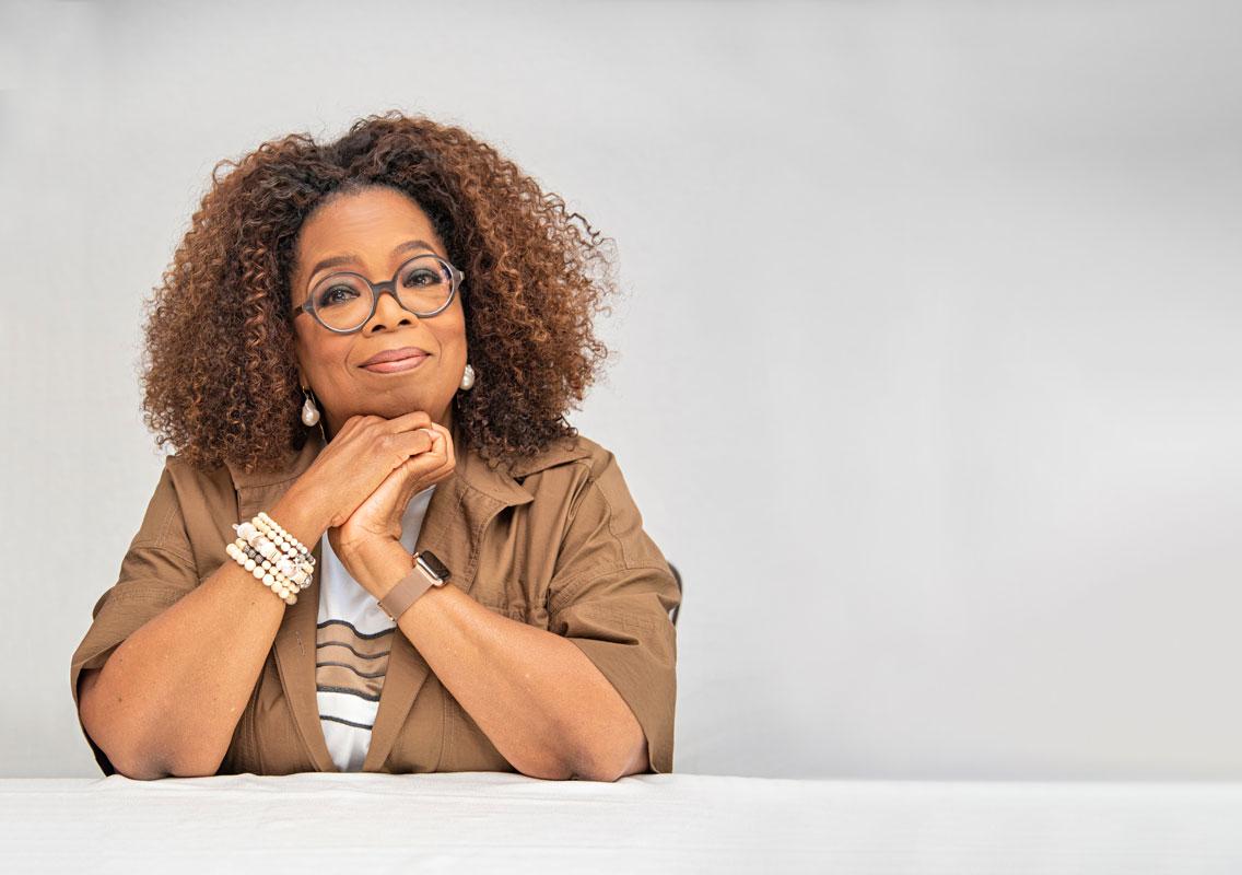 Mikä on Oprah Winfreyn vetovoiman salaisuus?