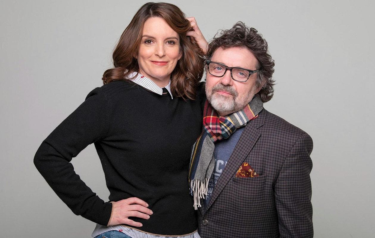 Tina ja hänen aviomiehensä Jeff Richmond.