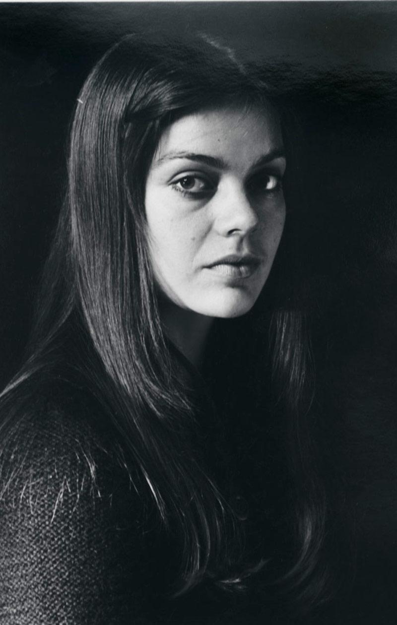 Lena Meriläinen 23-vuotiaana.