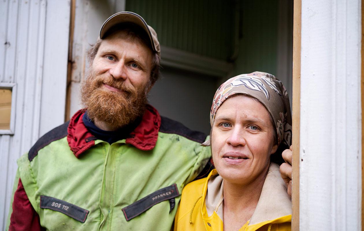 Mika ja Laura Hämäläinen