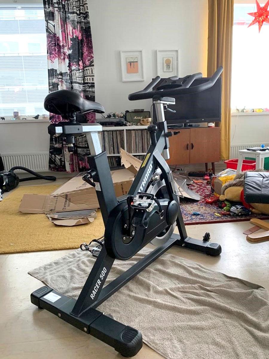 Spinning-pyörä