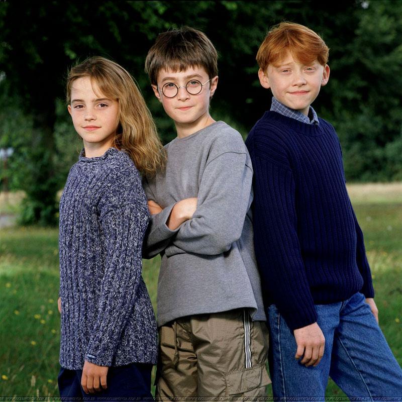 Emma kasvoi aikuiseksi Harry Potter -elokuvien kuvauksissa yhdessä vastanäyttelijöidensä Daniel Radcliffen ja Rupert Grintin kanssa.
