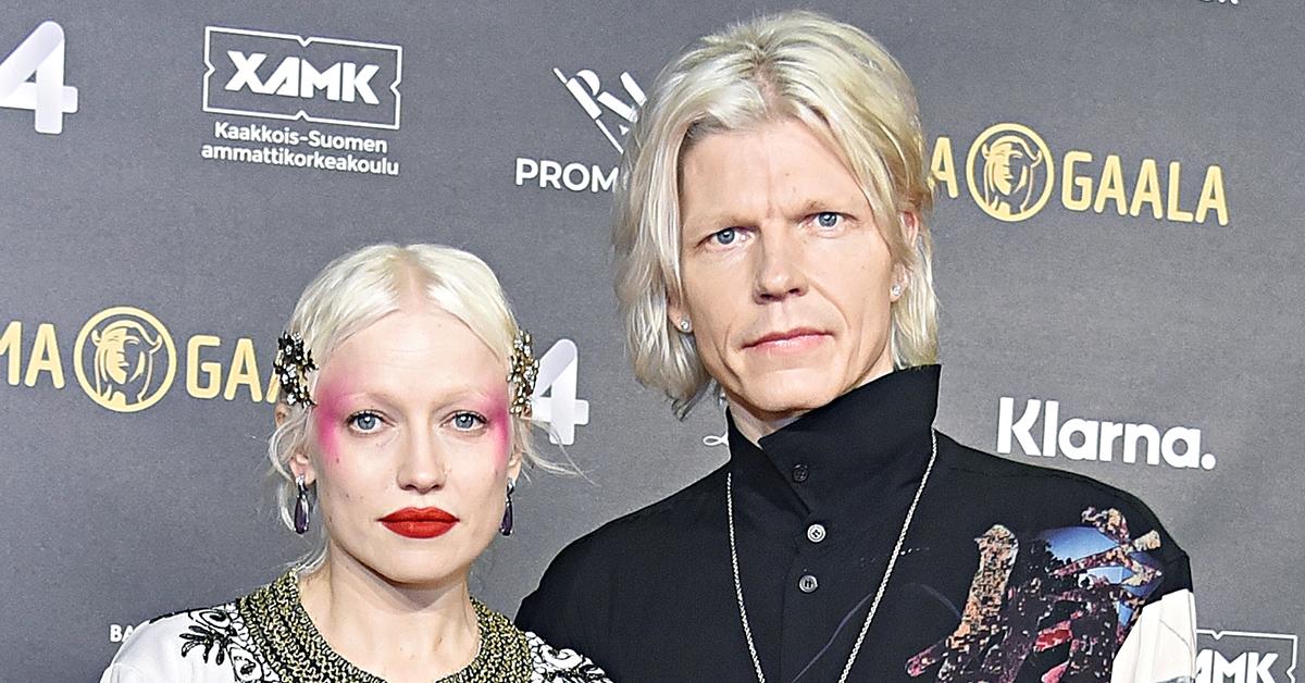 Chisu ja Jori Roosberg ovat naimisissa.