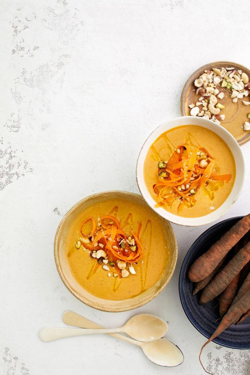 porkkana-bataatti-maapähkinäkeitto