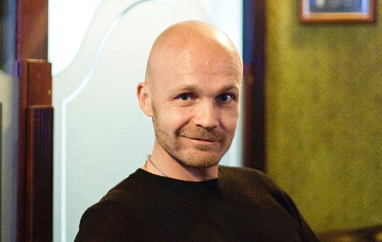 Kuvassa Juha Tapio.