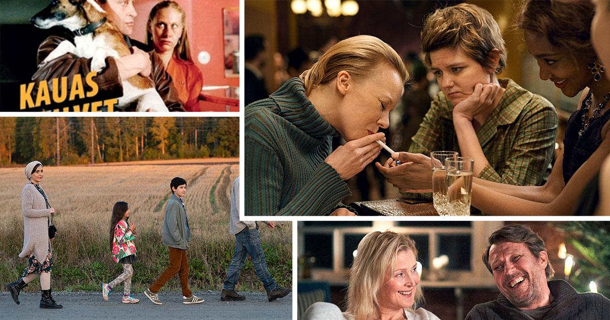 parhaat suomalaiset elokuvat