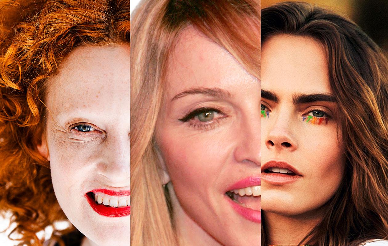 Saimi Hoyer, Madonna ja Cara Delevingne