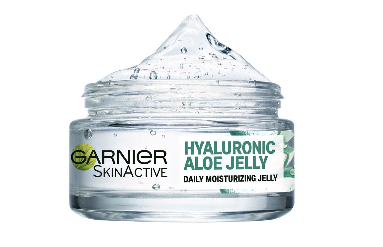 Garnier SkinActive Hyaluronic Aloe Jelly -geelivoide