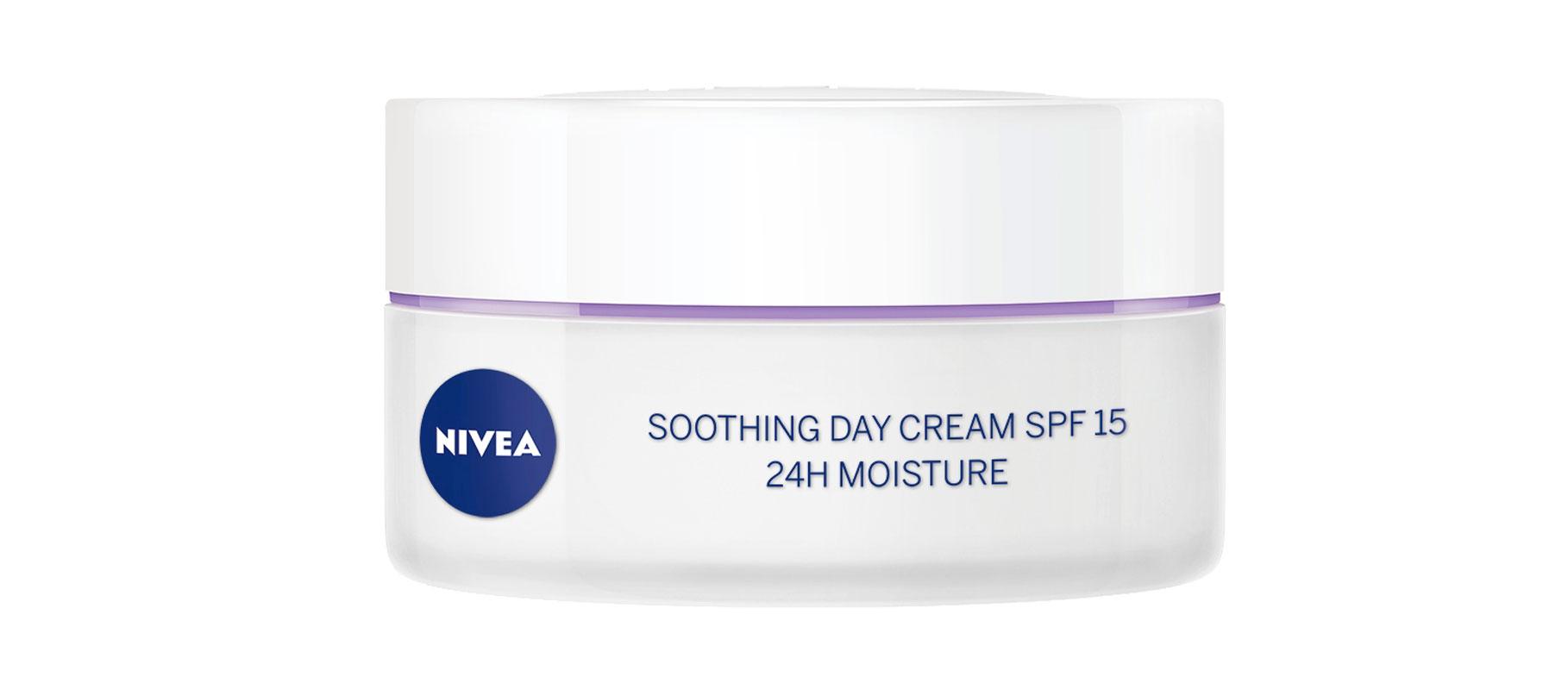 Nivea Sensitive Soothing Day Cream SPF 15