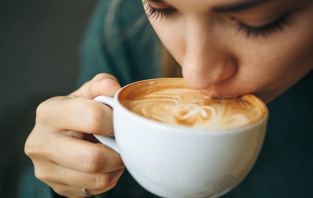 kofeiinin yliannostus