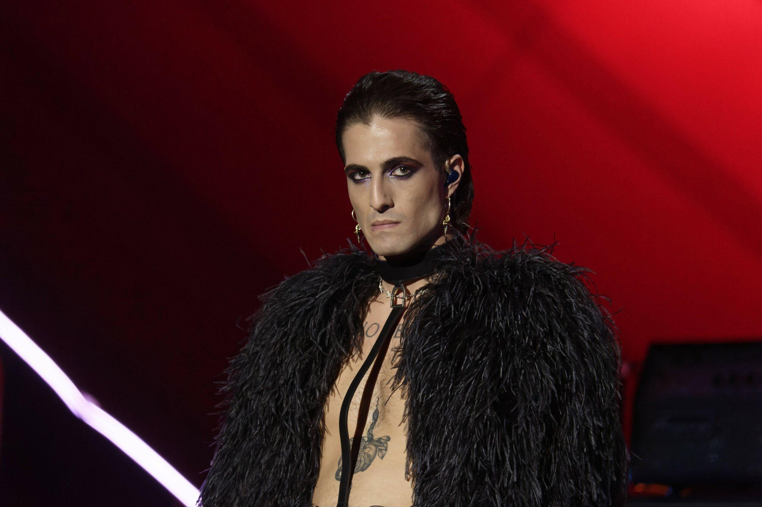 Damiano David on 22-vuotias.