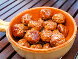 Tomaattiset kalkkunapyörykät