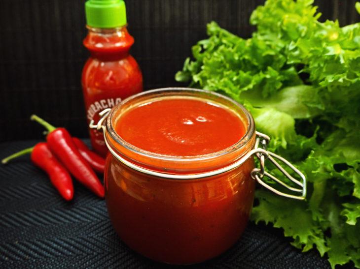 Sriracha Ketsuppi