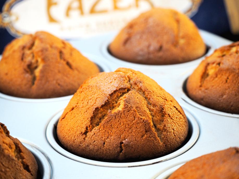 maitosuklaa muffinssit