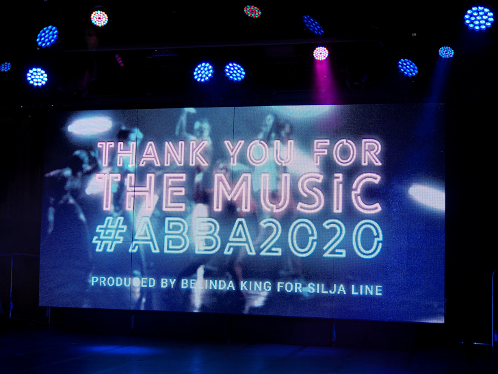 Abba Thank you for the music 1