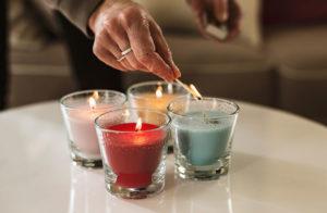Nauti syksystä kynttilöiden kanssa