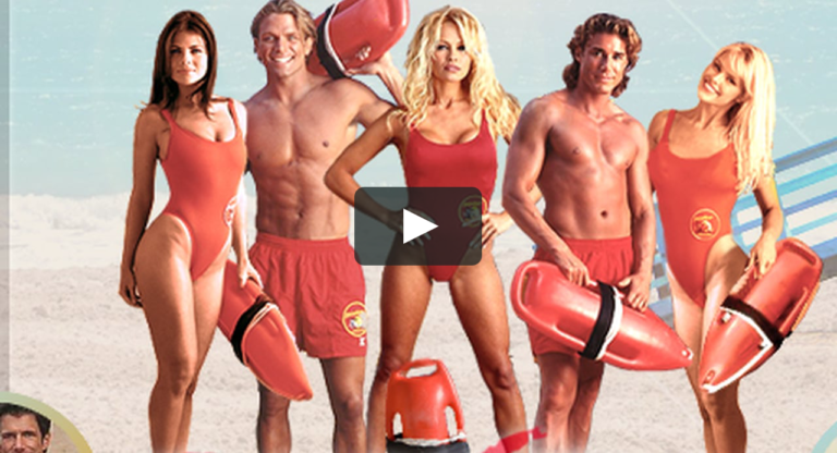 tv-sarja Baywatch