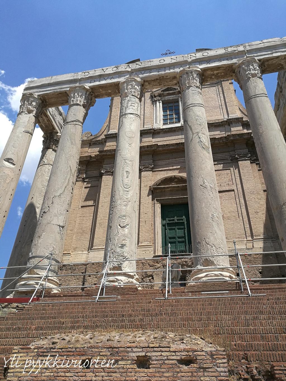 Italia Rooma Italia gluteeniton